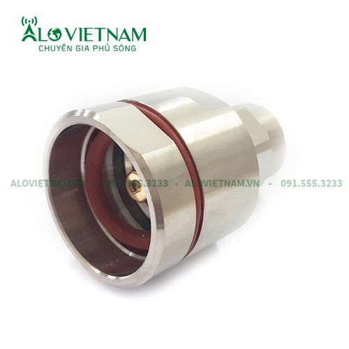 """N Male Connector for 7/8"""" Coaxial Cable"""